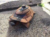 Tortoise figure original from Nigeria Africa