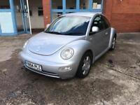 Vw beetle 2001. 2.0litre petrol manual.. 116,000 miles... Mot till November 2017.. 2 door 5 seats...