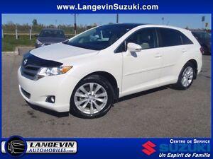 2015 Toyota Venza XLE/CUIR/GPS/TOIT OUVRANT