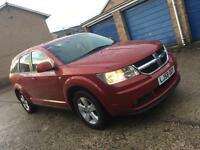 Dodge Journey 2009, Years MOT, 7 seater