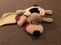 Armchair/ sofa tidy - dog