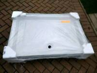 Coram shower tray