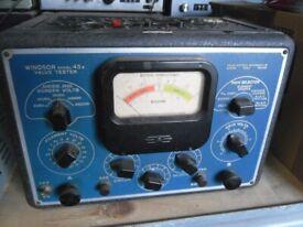 Wilson model 45A valve tester