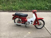 Honda c90/140cc
