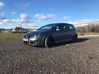 Volkswagen Golf GTI swap or part x low miles