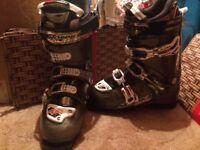 Nordica Mens Ski boots size 6
