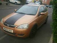 VAUXHALL CORSA, GREAT RUNNER, GREAT GEARBOX