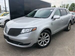 2014 Lincoln MKT EcoBoost AWD PANORAMIC ROOF LEATHER NAVIGATION