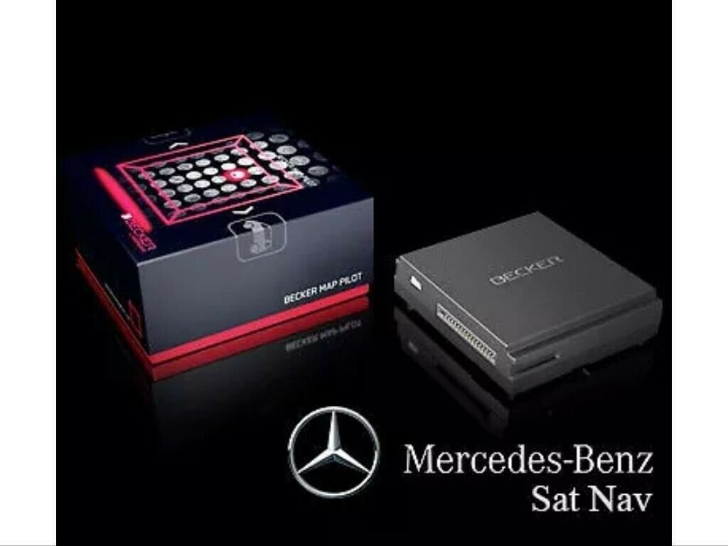 MERCEDES BENZ BECKER MAP PILOT SATELLITE NAVIGATION GPS SAT NAV MODULE | in  Didsbury, Manchester | Gumtree