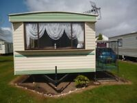 6-8 Berth Caravan Half Term Special - £250 per week