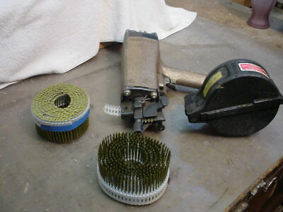Duo-fast Nails . 5 Coils Of Nails To Fit Model In 124 Air Nailer