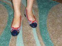 Pair of ladies shoes for sale