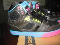 OSIRIS shoes Girls Sz 6.5
