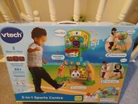 Vtech 3 in 1 sports centre