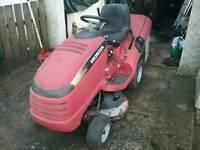 Honda 2315 sit on mower
