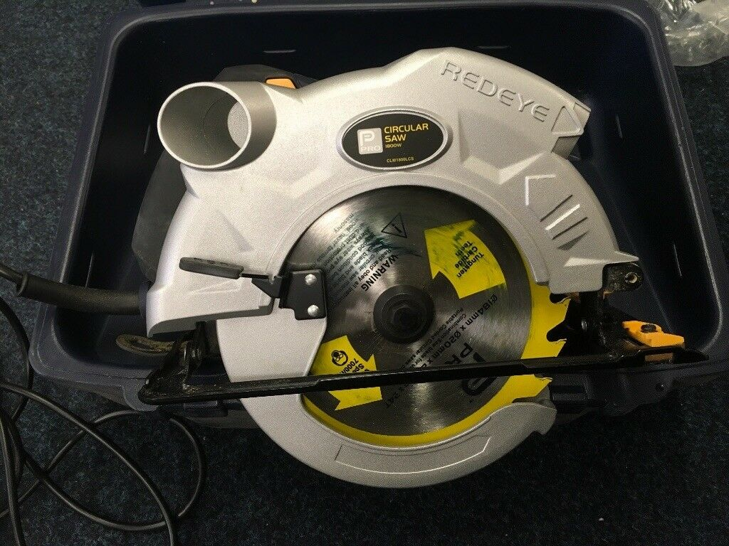 Performance Power Pro Circular Saw with Redeye Laser Cutting Guide 1800w |  in Nottingham, Nottinghamshire | Gumtree