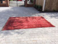 Large Persian Design Rug