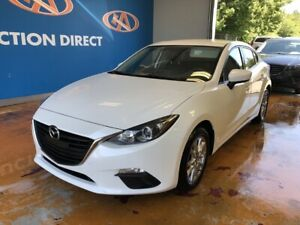2015 Mazda 3 GS SKYACTIV/ POWER GROUP/ BLUETOOTH/ AUTO AIR!