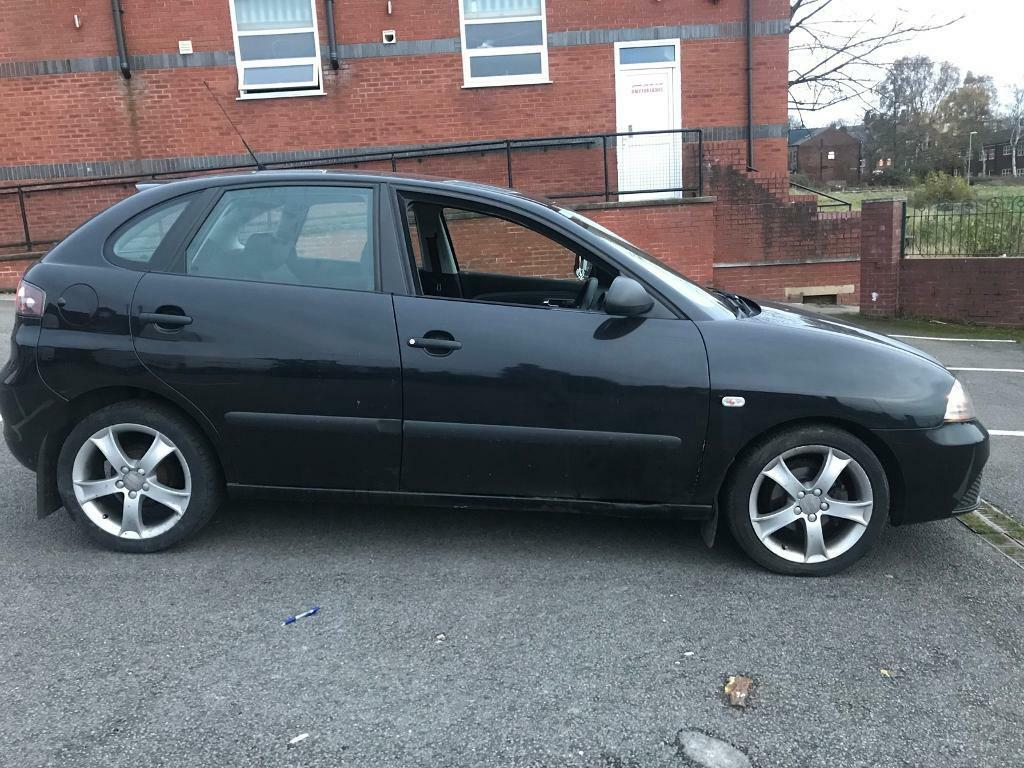 2008 SEAT IBIZA 1.4 TDI ECOMOTIVE £0 TAX