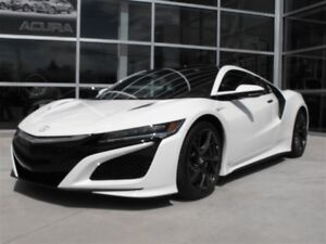 2017 Acura NSX V6 TWIN TURBO HYBRIDE