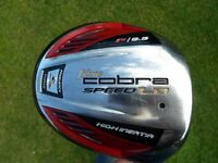King Cobra Driver. Model Speed LD with 9.5 degree loft. Superb condition with headcover. £50