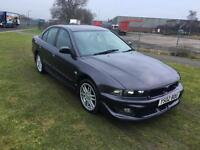 02 REG MITSUBISHI GALANT 2.0 CLASSIC 4DR-6 MONTHS MOT-AUTOMATIC-GREAT CAR-LOOKS AND DRIVES WELL