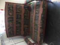 Antique 2 seater sofa