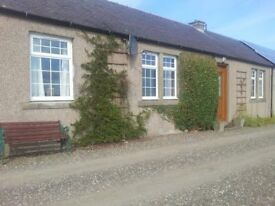 2 Bedroom Country Cottage Nr Dunfermline.
