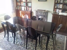 Lombok 8 seater dining table