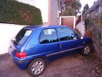 Peugeot 2002 - good runaround