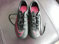 Nike Mercurial Vapour FG Childrens Football Boots