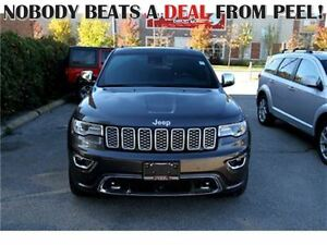 2017 Jeep Grand Cherokee Overland Certified & E-Tested