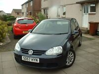 2008 Volkswagen Golf Match 1.6 FSI 6 Speed