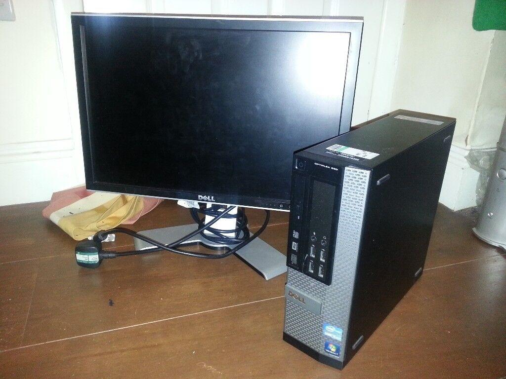 Dell Optiplex 990 Sff Quad Core I5 4gb 500gb Nvidia Gt630 Msi Geforce Gt 630 1gb Ddr3