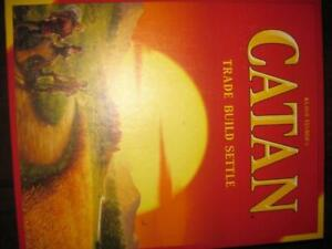 Catan. 5th Edition. Latest. Multi Player Card Game. Fun Party Game. Award Wining. The Popular game of Trading, Strategy