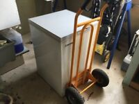 Free for uplift a Tricity Bendix 4.5cubic foot chest freezer