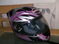 Childs Motorcycle helmet