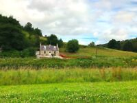 Four bedroom house to rent - Mossat, Alford
