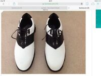 Golf Shoes. Hi-tec. Men's. Size 12/46. Brand new unused boxed.