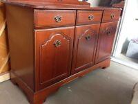 Rossmore cabinet 3 door & 3 drawer