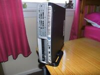 Mini Desktop computer - HP, windows 7 and office pro