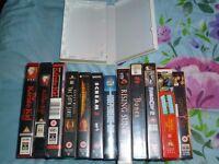 12 films PRE- RECORD tapes + 1 spare pre record box