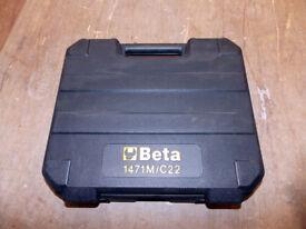 BETA 1471M/C22 BRAKE CALIPER WINDBACK TOOL - GERMAN HIGH QUALITY