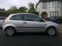 Ford fiesta 1.4L with leather interior