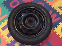 Ford Fiesta Steel Wheel 195(50)R15