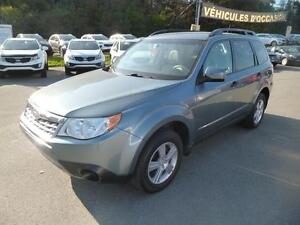 2011 Subaru Forester X Convenience comme neuf