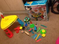 My dough centre activity toy