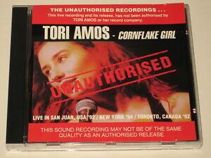 TORI-AMOS-CD-CORNFLAKE-GIRL-LIVE