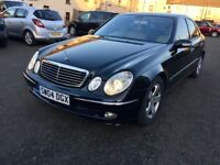 Mercedes BenzE 320cdi perfect condition is very low miles 120 000