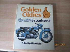 Classic bike Road Tests - Golden Oldies